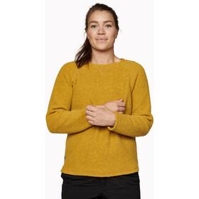 Varg Fårö Wool Jersey Dame mustard gold